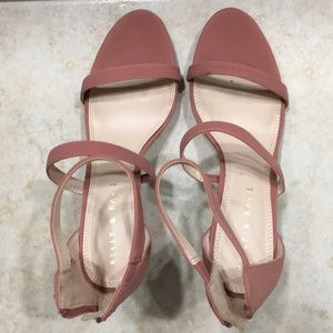 Kelly & Katie Courtnee Sandal Mauve